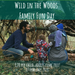 Wild in the Woods Family Fun Day